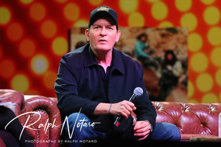 Charlie Sheen at Seminole Casino Coconut Creek during his visit for an Intimate Q&A with casino