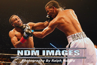 Rances Barthelemy vs Mickey Bey for the IBF lightweight title at the Seminole Hard Rock Hotel &