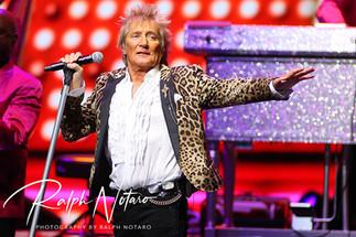 Rod Stewart performs at Hard Rock Live at Seminole Hard Rock Hotel and Casino, Hollywood