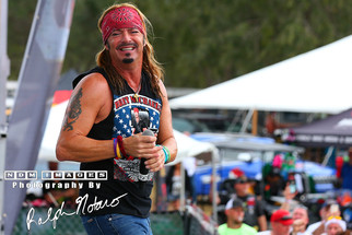 Bret Michaels Performs at the SFPC 31st Annual Toys in The Sun Run