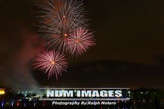 Seminole Casino Coconut Creek Fireworks display by Grucci