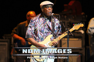 Buddy Guy Performs at Hard Rock Live