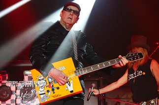Cheap Trick performs at Hard Rock Event Center at the Seminole Hard Rock Hotel & Casino In Holly