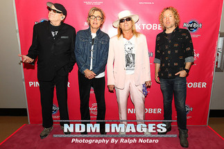 Cheap Trick performs at Hard Rock Live