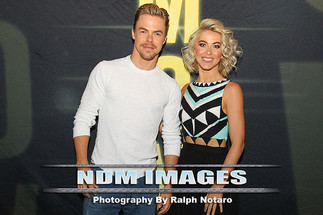 Julianne Hough and Derek Hough  MOVE Live on Tour at Hard Rock Live Hollywood, FL