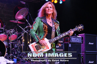 Lita Ford Pinktober Shoot and Concert at Pompano Beach Amphitheater