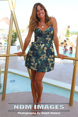 Kelly Bensimon hosts the Best in Swim party at Dream South Beach Hotel