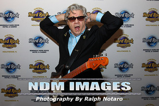 Steve Miller performs at Hard Rock Live at The Seminole Hard Rock Hotel & Casino Hollywood