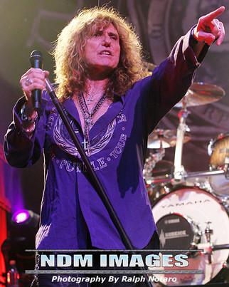 David Coverdale Brings Whitesnake to Hard Rock Live  Hollywood, FL
