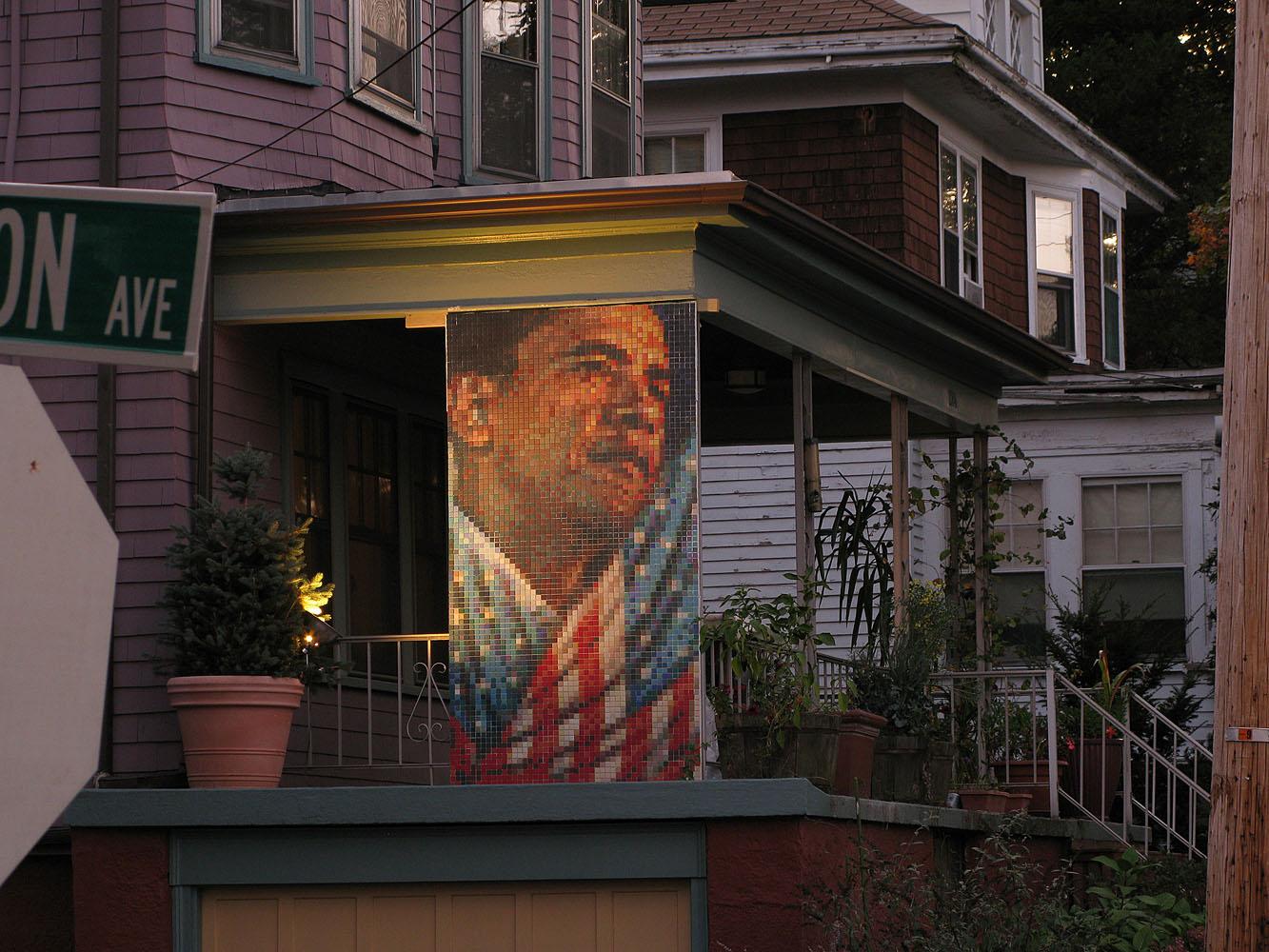 Obama night