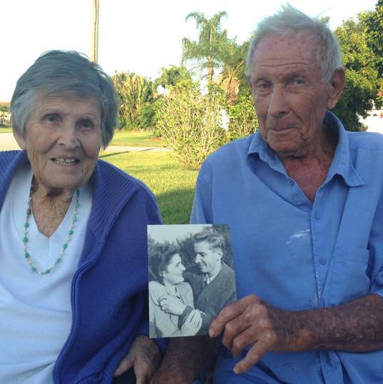 Bob & Inge Anniversary