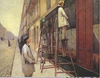 Gustave Caillebotte di Luigi La Rosa