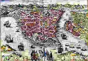 Bugie per il trono Costantinopoli Galatea Vaglio