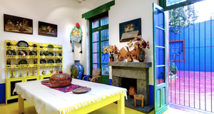 Nella Casa Azul Mariana Campoamor