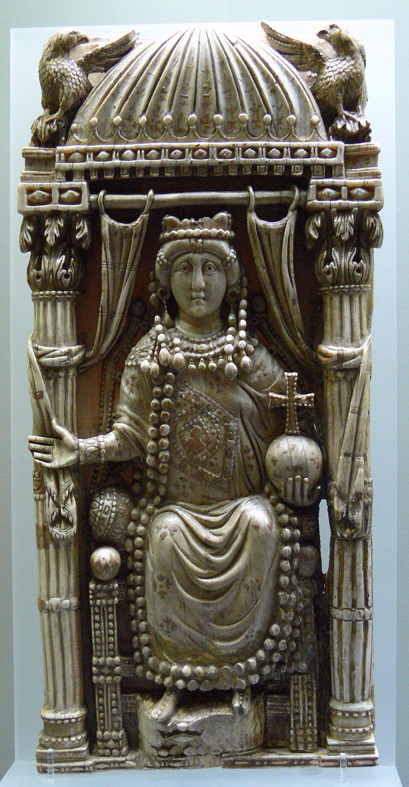 Ariadne, Costantinopoli, Galatea Vaglio
