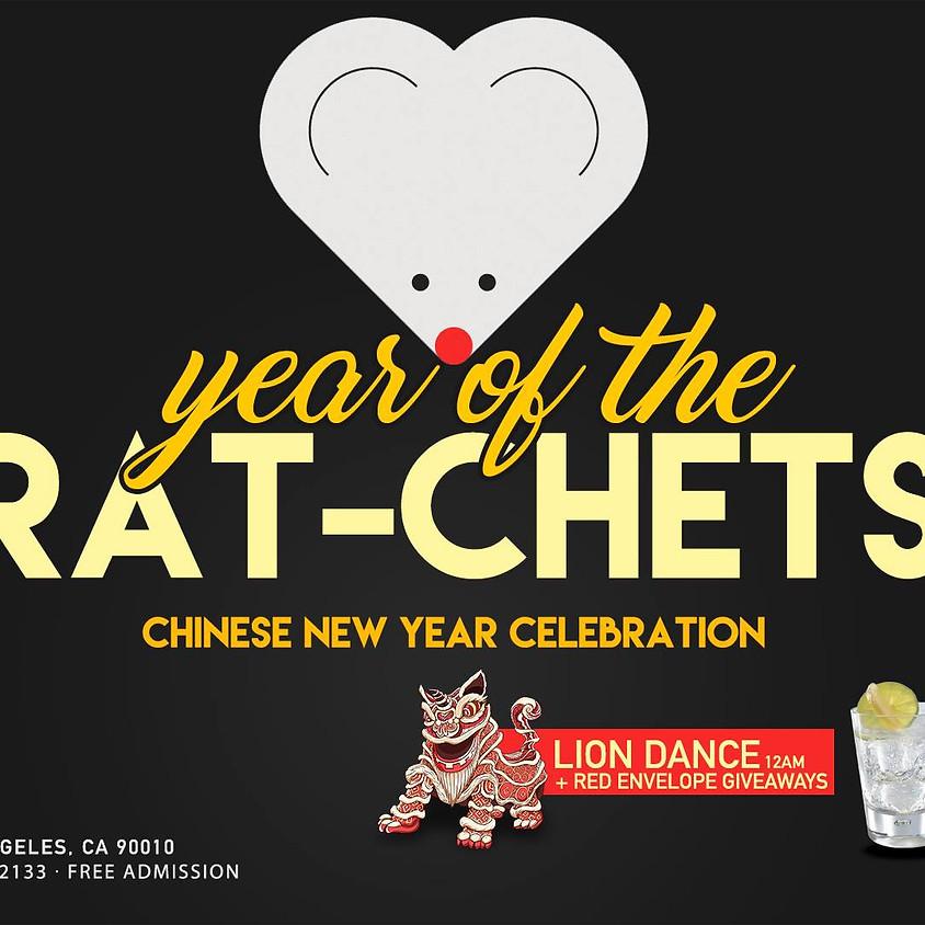Year of the RAT-chet's | 21+