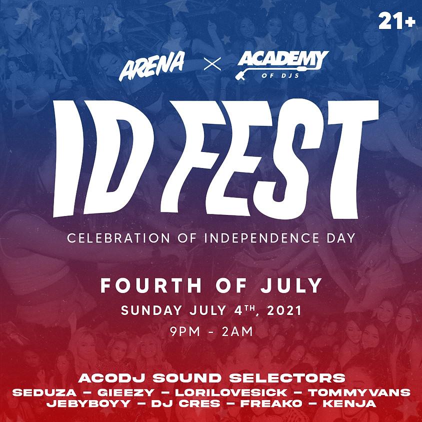 ID FEST 21+