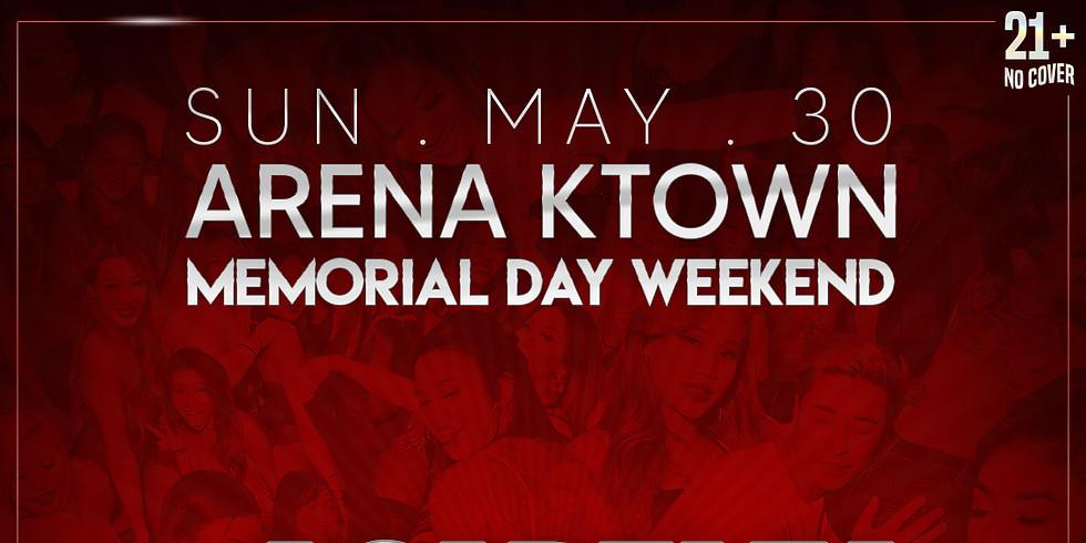 MEMORIAL DAY SUNDAY TURNUP 21+