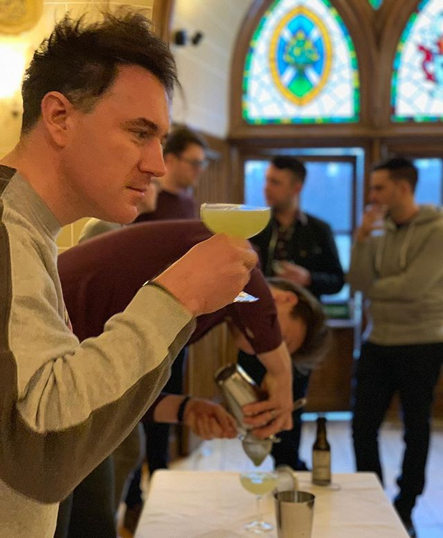 cocktail making classes Scotland