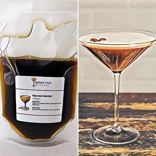 Espresso Martini (15% ABV)