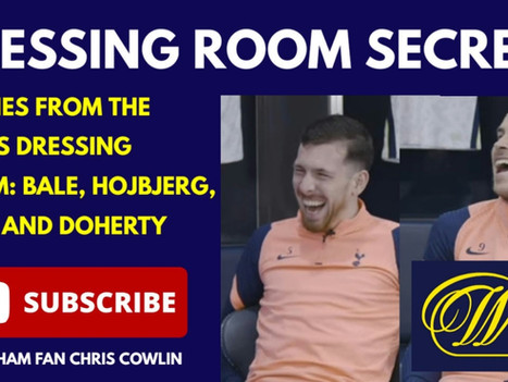 Stories from the Dressing Room