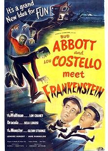 Abbott & Costello Meet Frankenstein (194