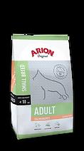 """אריון לכלב מגזע קטן מבוגר סלמון 3 ק""""ג-01"""