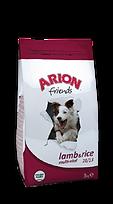 אריון FRIENDS לכלב בוגר, טלה-02.png