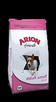 אריון FRIENDS לכלב בוגר מגזע קטן, עוף-02
