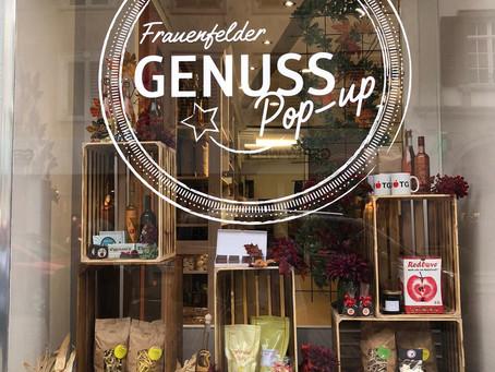 GENUSS POP-UP FRAUENFELD 2020