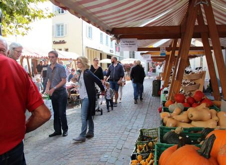 Herbst- und Erntefest Frauenfeld