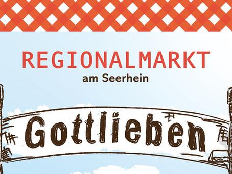 Regionalmarkt Gottlieben 21./22. August