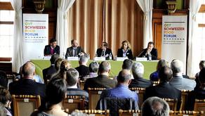2013 / Das 1. Ostschweizer Food Forum bietet Ihnen 100% Schweizer Kraftfutter in mentaler Form