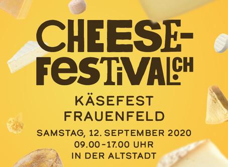 Käsefest Frauenfeld, 12. September 2020