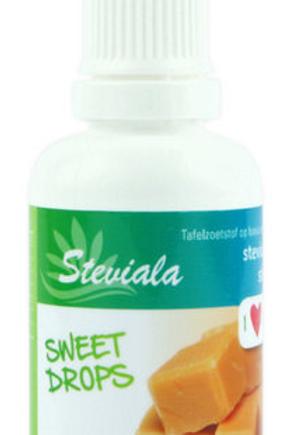 Steviala sweet drops Butterscotch