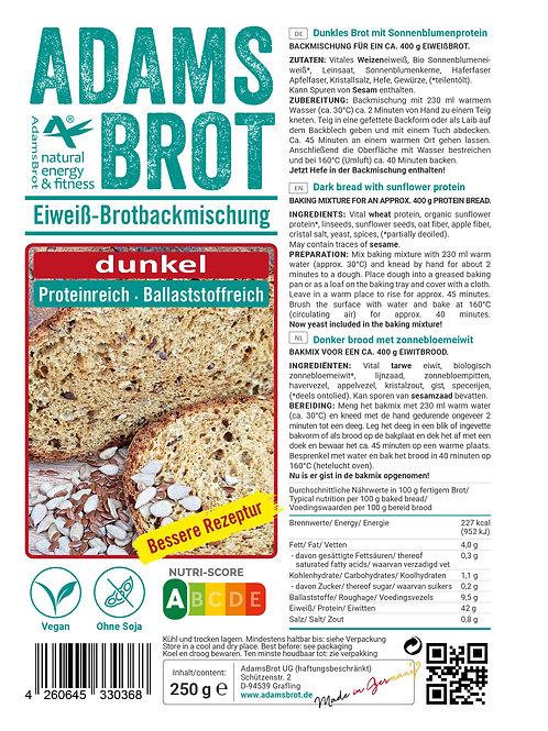 Adam's Brot  Broodmix : eiwitrijk bruin brood
