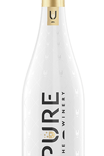 Sparkling White  pure the winery