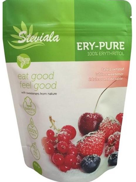 Steviala Ery pure -400 gram - koolhydraatarm
