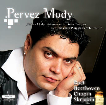 Pervez Mody - Bach   Beethoven   Chopin   Skrjabin