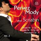 Pervez Mody play Scriabin - Vol. 2