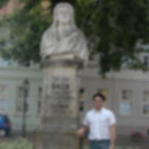 Konzertpiaist Pervez Mody und Johann Sebastian Bch