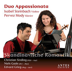 Duo Appassionata - Skandinavische Romantik