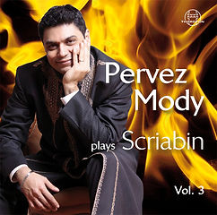 Pervez Mody plays Scriabin Vol. 3