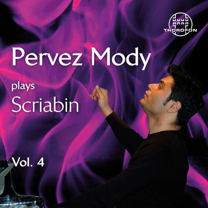 Pervez Mody play Scriabin - Vol. 4