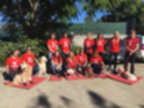 Variety Therapy Dog Team - Craig A. Murray