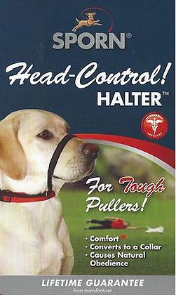 Sporn Head Halter