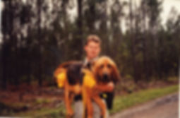 Craig A. Murray  Bloodhound