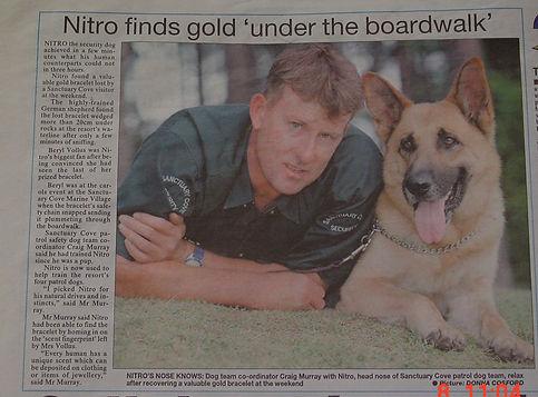 Nitro finds gold under the boardwalk