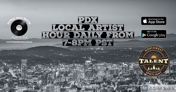 PDX Local Artist Hour Cover Photo.JPG