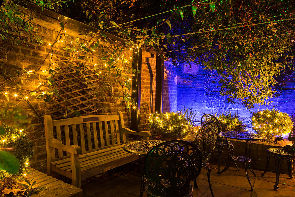 Charles Dickens Museum London Patio Cafe Outdoor seating